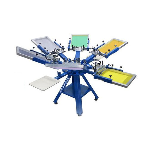 Screen Printing 1C/2L