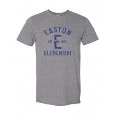 G640 Gildan Softstyle T-Shirt - Graphite Heather