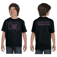 Sassy Caps Youth Short Sleeve T-Shirt