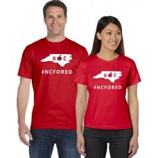 Unisex NC For Education T-Shirts