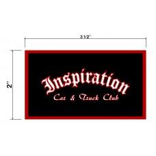 Inspiration - Chad Callahan Biz Cards Front