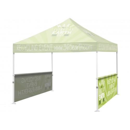 Event Tent Half Wall