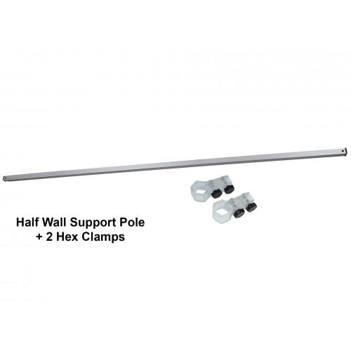 Tent - Half Wall Hardware