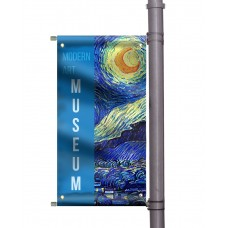 Pole Banner Set-13oz
